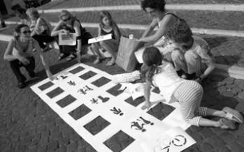 """""""Smonti e Rimonti"""" forum dei bambini e delle bambine del Rione Monti"""