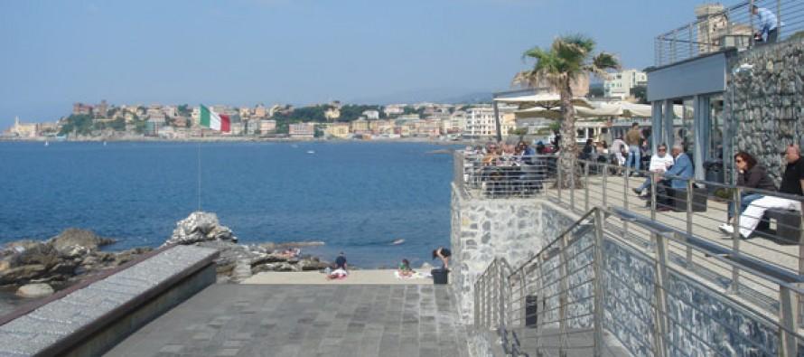 Il nuovo memoriale di Quarto dei Mille a Genova Biennale