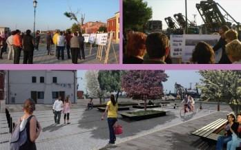 1° premio – Progetto: stai e vai, spazi pubblici e mobilità a Pellestrina (VE)