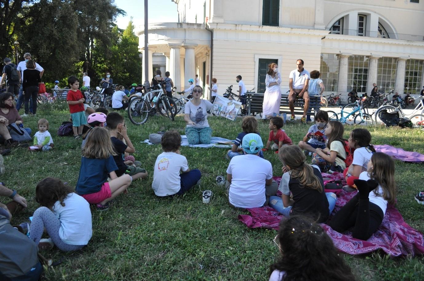 Roma apriti scuola