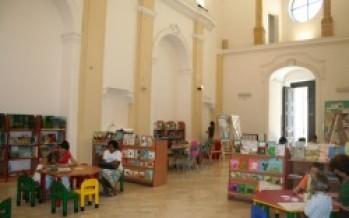 Natoli: La Biblioteca Le Balate di Palermo