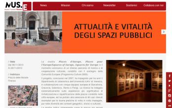 Attualità e vitalità degli spazi pubblici