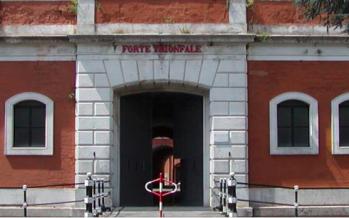 Roma- Forte Trionfale si apre alla città