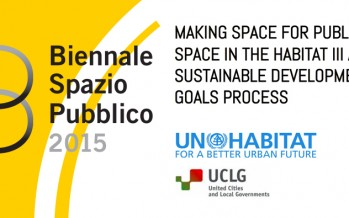 MAKING SPACE FOR PUBLIC SPACE: International Round Table with International Organisations and Civil Society Actors
