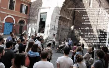 """Jane's Walk Rome 2015"""