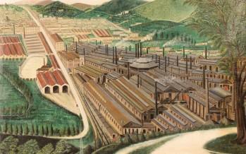 La cura e il progetto. Esperienze e prospettive dell'urbanistica contemporanea. Il Caso di Terni: la forma della città industriale.