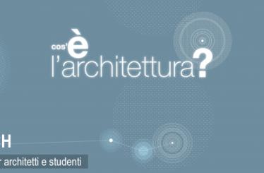 POST_ARCH Call nazionale per architetti e studenti