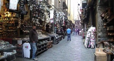 Napoli, l'incredibile lavoro di mappatura