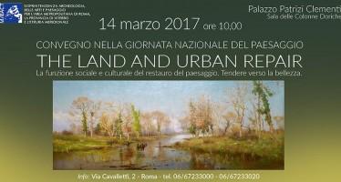 The Land and Urban Repair