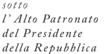 Alto Patronato del Presidente della Repubblica